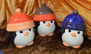 Pinguinkeksdose